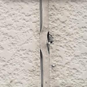 外壁チェックポイント|シーリング切れ