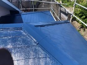 取手市M様邸 外壁屋根ベランダ塗装工事